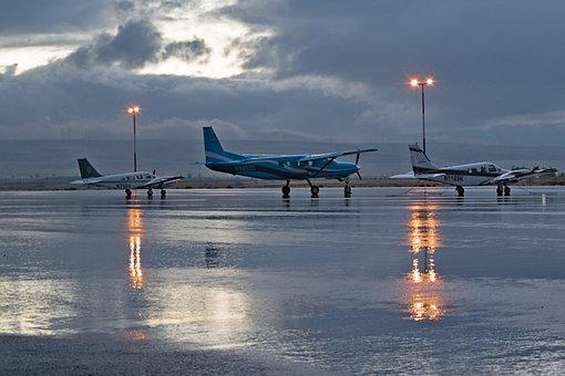 Airplanes, Tarmac, Airport, Runway, Aircrafts