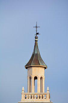 Tower, Church, Building, Old Building, Bell Tower