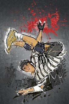 Man, Boy, Dancing, Break Dance, Dancer, Male Dancer