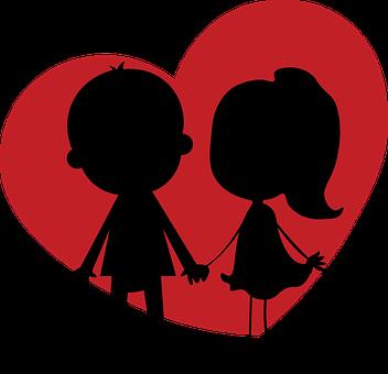 Couple, Heart, Love, Valentine, Romantic, Romance