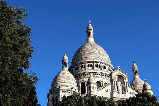 Church, Monument, Religion, Sacred Heart, Basilica