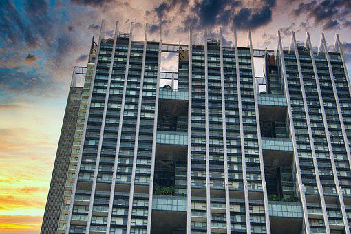 Building, City, Urban, Urban Landscape, Modern