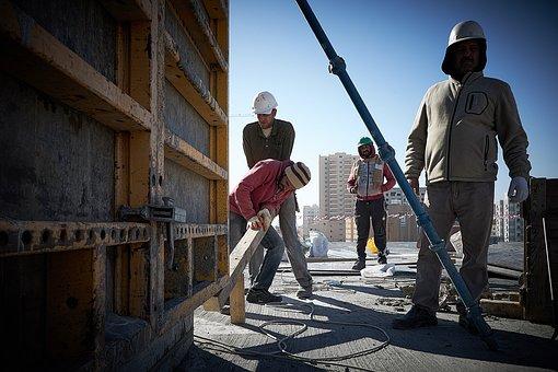 Men, Workers, Construction, Laborers