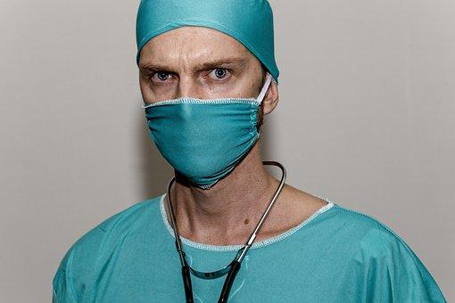 Doctor, Corona, Covid-19, Quarantine, Pandemic, Health
