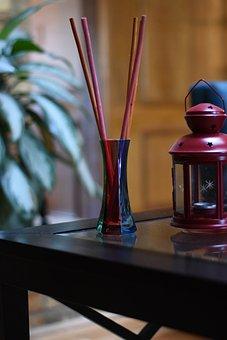 Incense, Decor, Home, Interior, Design, Decoration