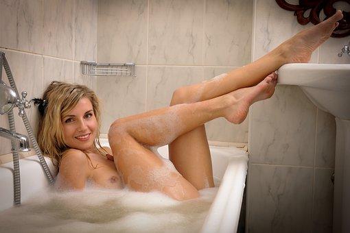 Woman, Model, Lingerie, Underwear, Nude, Naked, Female