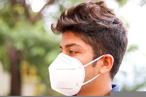 Boy, Face Mask, Pandemic, Quarantine, Mouth Protection