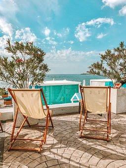 Chairs, Beach, Resort, Beach Chairs, Seats, Relax