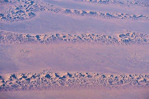 Desert, Drought, Sand, Arid, Nature, Sahara, Dunes