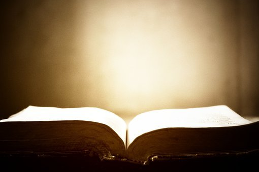 Book, Pages, Open Book, Text, Knowledge, Bible, Worship