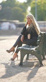 Woman, Blonde, Model, Portrait, Caucasian, Blonde Woman