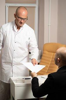 Doctor, Patient, Consultation, Discussion, Psychiatrist
