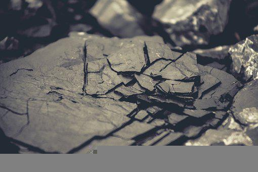 Cracks, Texture, Material, Rock, Terrain, Stone
