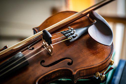 Violin, Musical Instrument, Fiddle, Instrument, Music