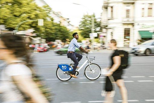Man, Bicycle, Bike, Cycling, Person, Male, Biker