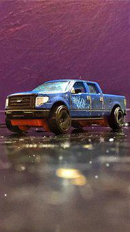 Toy, Car, Truck, Toy Car, Toy Truck, Miniature
