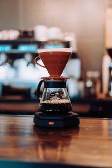 Coffee, Filter Coffee, Hand Filter, Coffe Maker, Water
