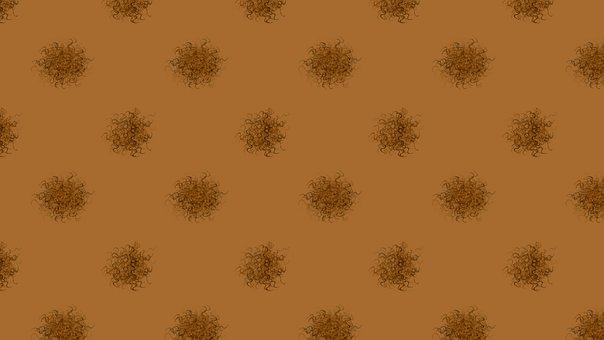 Polka Dots, Pattern, Template, Halloween, Background