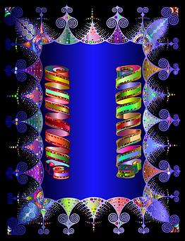 Frame, Border, Ornamental, Line Art, Decor, Decorative