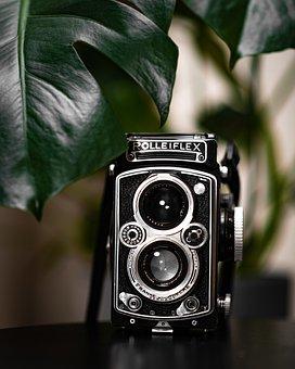 Camera, Vintage, Photography, Retro, Old, Analog Camera