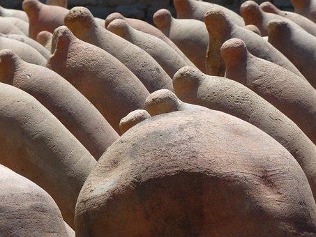 Vessels, Carafe, Sound, Amphora