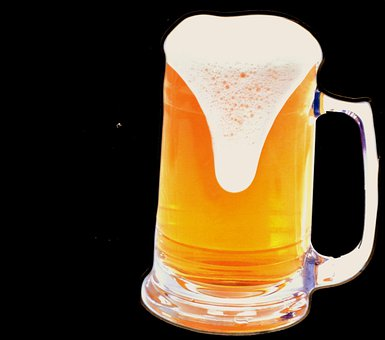 Beer, Mug, Beer Mug, Glass, Alcohol, Brew