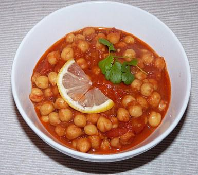 Chana Masala, Chole Masala, Channay, Chickpeas