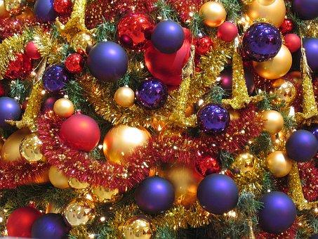 Christmas, Christmas Decorations, Christmas Balls
