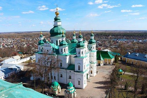 Temple, Monastery, Church, Orthodox, Russia