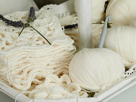 Crochet, Crochet Hook, Wool, Hand Labor