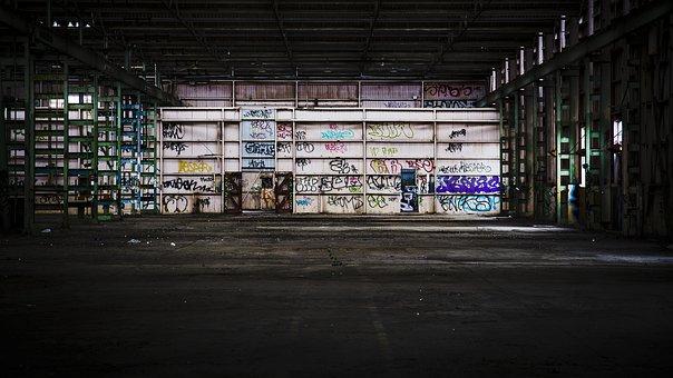 Grunge, Graffiti, Design, Paint, Texture, Ink, Vintage