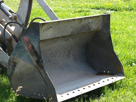 Wheel Loader Bucket, Blade, Excavators