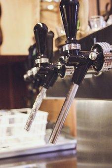 Tap, Beer, Hahn, Beer Mug, Gas Facility, Pub, Sideboard