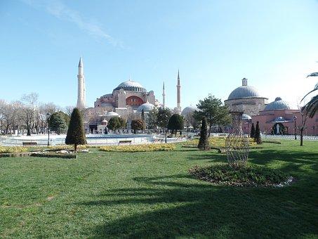 Hagia Sophia, Mosque, Istanbul, Sehendwürdigkeit