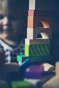 Child, Play, Kindergarten, Kita, Children, Toys