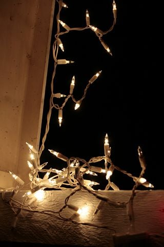 Christmas, Lights, Twinkle, Lighting, Decoration