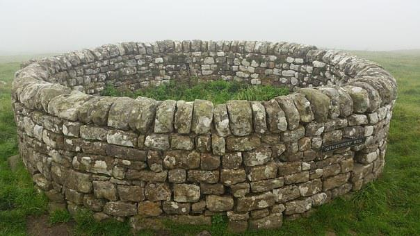 Well, Hadrian's Wall, Roman, Northumberland, Heritage