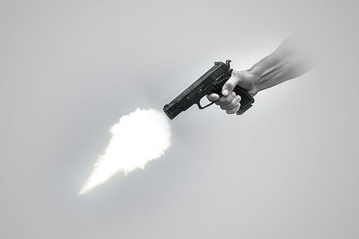 Gunshot, Muzzle, Pistol, Weapon, Execution