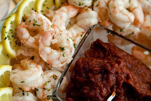 Shrimp, Seafood, Food, Fresh, Restaurant, Fish