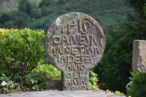 Cross, Cemetery, Basque, Church, Stone Cross