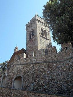 Castiglione Carducci, Castle, Well, Sublime