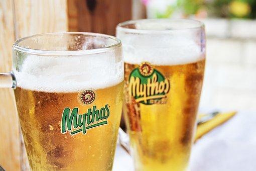 Beer, Thirst, Drink, Beer Garden, Glass Mug