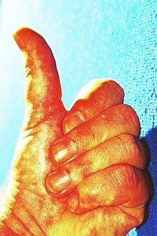 Hand, Thumb, Thumbs Up, I Like, Like
