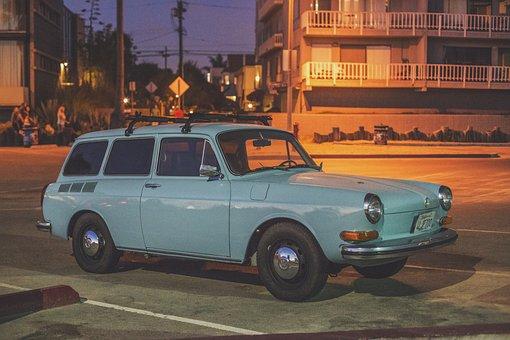 Vintage Car, Retro, Cool, Historic, Vintage, Old
