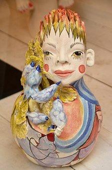 Ceramics, Clay, Art, Work Of Art, Manual Labor, Image