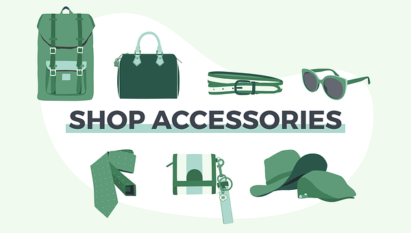 Online Shopping, Accessories, Bags, Hats, Scarf, Tie