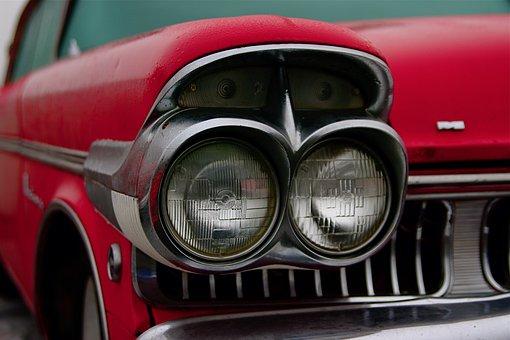 Mercury, Classic, Car, Vintage, Automobile, Retro