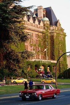 Empress Hotel, Victoria, British Columbia, Hotel