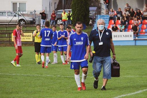 Football, Players, Injury, Injured Player, Footballer