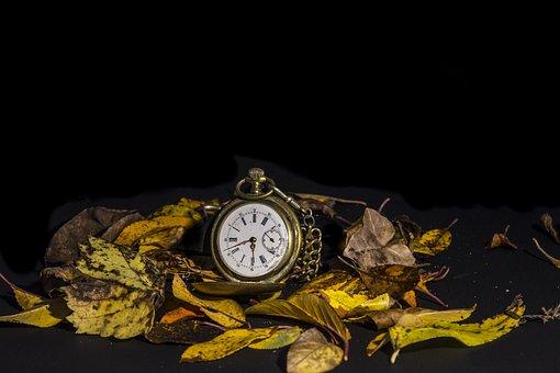 Pocket Watch, Time, Nostalgia, Antique, Dial, Pointer